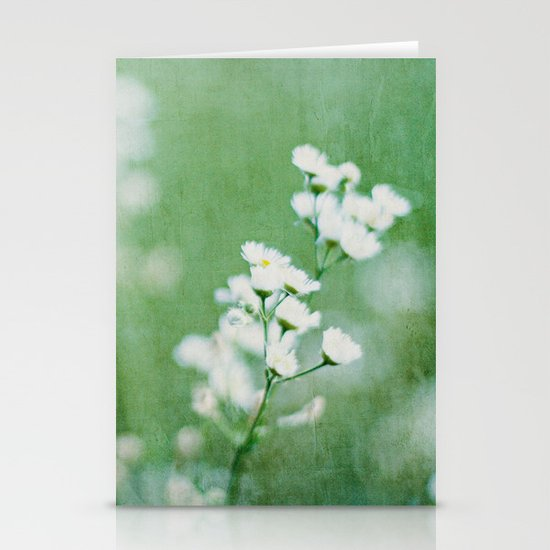 soft white Stationery Card