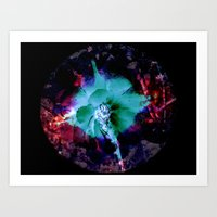 Rapid Calm Art Print