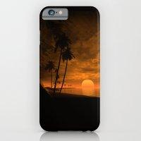 Sun Set iPhone 6 Slim Case