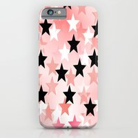 iPhone Cases featuring Stars by Kathleen Sartoris