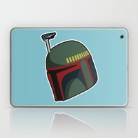 Fett Bucket Laptop & iPad Skin