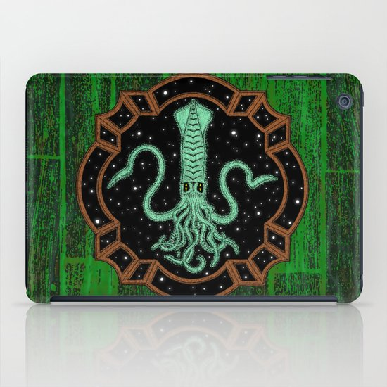 Squids in Space! iPad Case