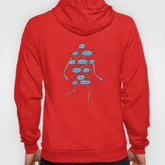 doubts and fears and hopes and dreams Hoody