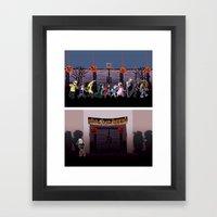 Epidemiology Framed Art Print