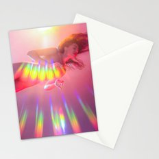 Valentine Rainbow Lover Stationery Cards