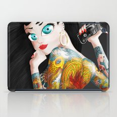 Chica Yakuza iPad Case