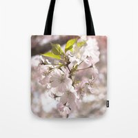 Tender Blossoms Tote Bag