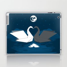 Origami Lake Laptop & iPad Skin