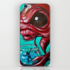 Fish Bowled iPhone & iPod Skin