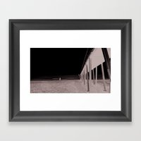 You And Me In Venice Bea… Framed Art Print