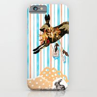 Chinese Lunar New Year and 12 animals ❤ The RABBIT  兔 iPhone 6 Slim Case