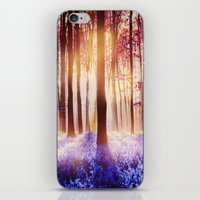 There Is A Light That Ne… iPhone & iPod Skin