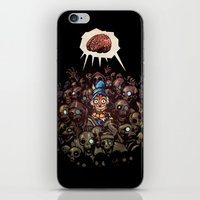 More BRAINS for OZ iPhone & iPod Skin