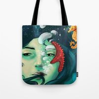 Deep Concious Tote Bag