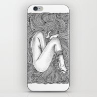 iPhone & iPod Skin featuring THE NEST 2 by Thiago Bianchini