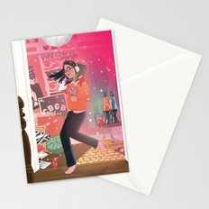 Dancing with the Devil Stationery Cards