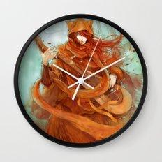 wandering minstrel Wall Clock