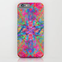 Flower Trip-Sir Parker iPhone 6 Slim Case