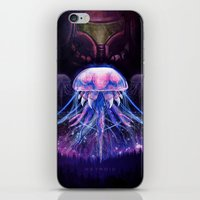 Samus And The Metroid iPhone & iPod Skin