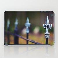 St. Louis Fleur De Lis F… iPad Case