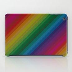 Sophisticated Rainbow iPad Case
