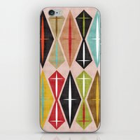 MCM Diamond iPhone & iPod Skin
