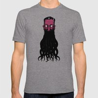 Lovecramorphosis Mens Fitted Tee Tri-Grey SMALL