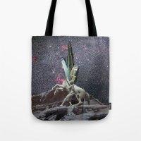 Himmelsstuermer Tote Bag