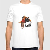 Play Mens Fitted Tee White SMALL