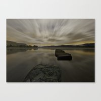 Loch Ard, Stirlingshire Canvas Print