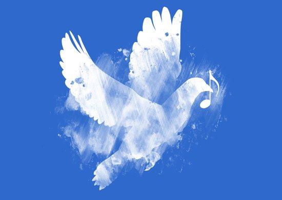 Bring Me Peace Art Print