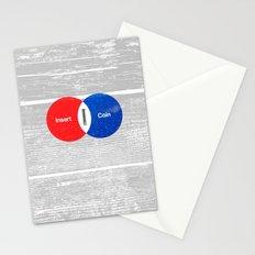 Vend Diagram Stationery Cards