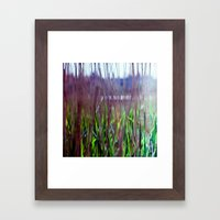 Weed Framed Art Print