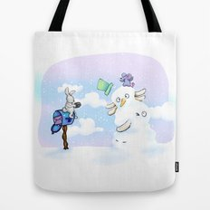 Holiday tradition   Tote Bag