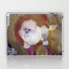 Toy Poodle Laptop & iPad Skin