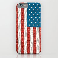 iPhone Cases featuring USA by Bianca Green