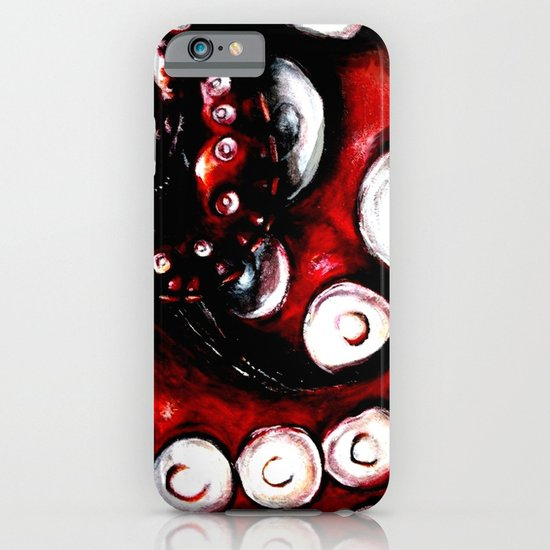 Tentacles iPhone & iPod Case