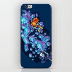 Creating the universe is fun! iPhone & iPod Skin