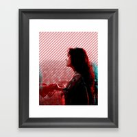Sheila - Army Of Darknes… Framed Art Print