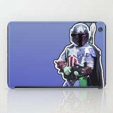 Captain Fett iPad Case