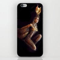 Goddess Isis iPhone & iPod Skin