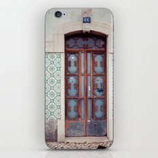 As time goes by iPhone & iPod Skin