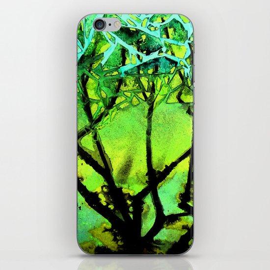 Glass Tree iPhone & iPod Skin