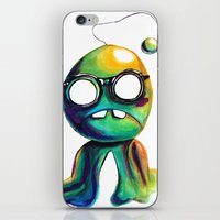 BOBsicle iPhone & iPod Skin