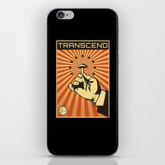 Transcend iPhone & iPod Skin
