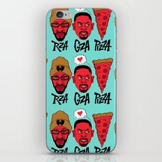 RZA, GZA, PIZZA iPhone & iPod Skin