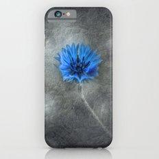 single blue iPhone 6s Slim Case