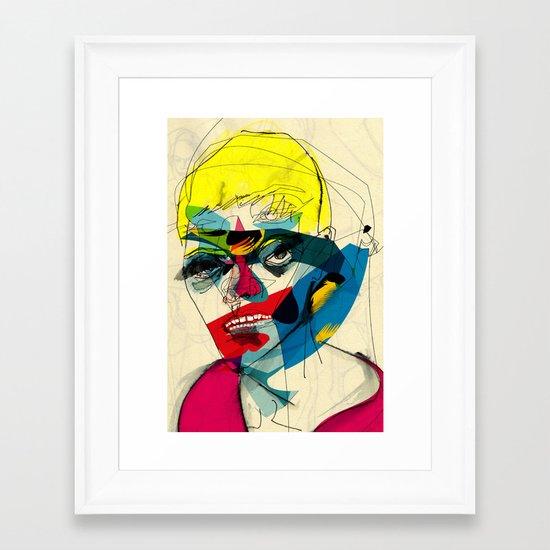 041112 Framed Art Print