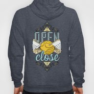 Harry Potter – I Open … Hoody
