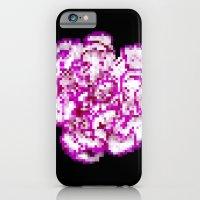 8BIT flower iPhone 6 Slim Case